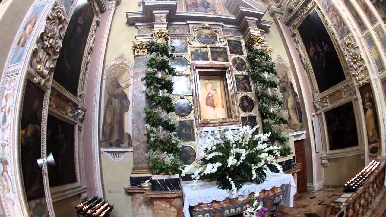 I Santuari Mariani, luoghi di liberazione da satana.