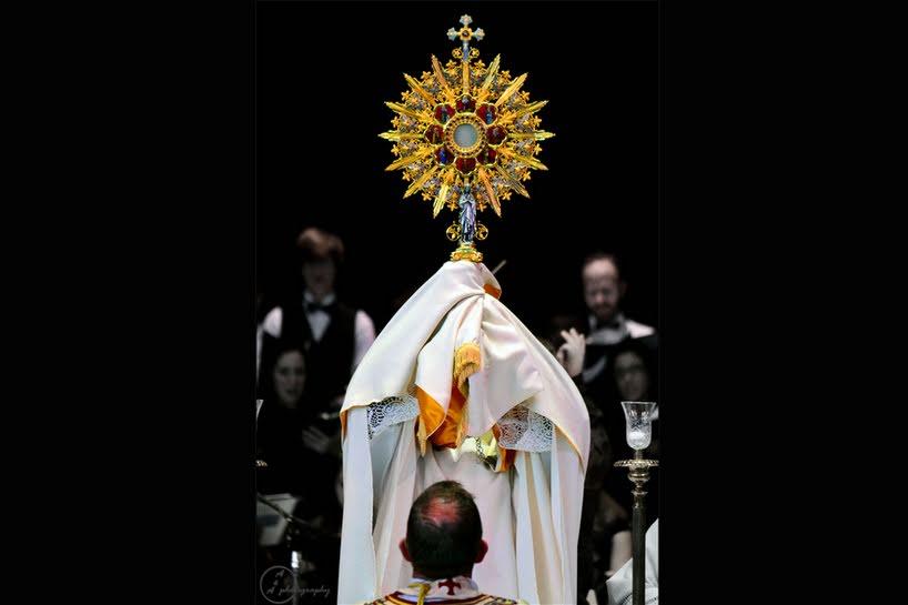 presenza reale di Cristo