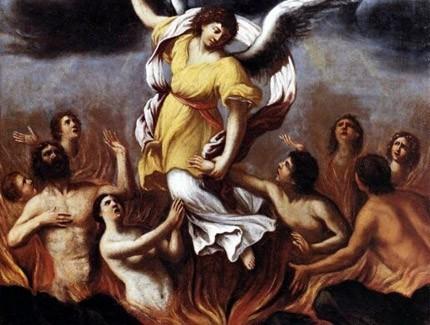 preghiamo per le anime del purgatorio