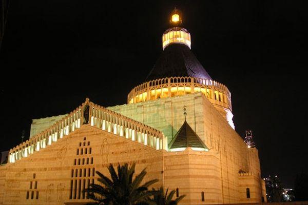 Sulle orme di Gesù in Israele