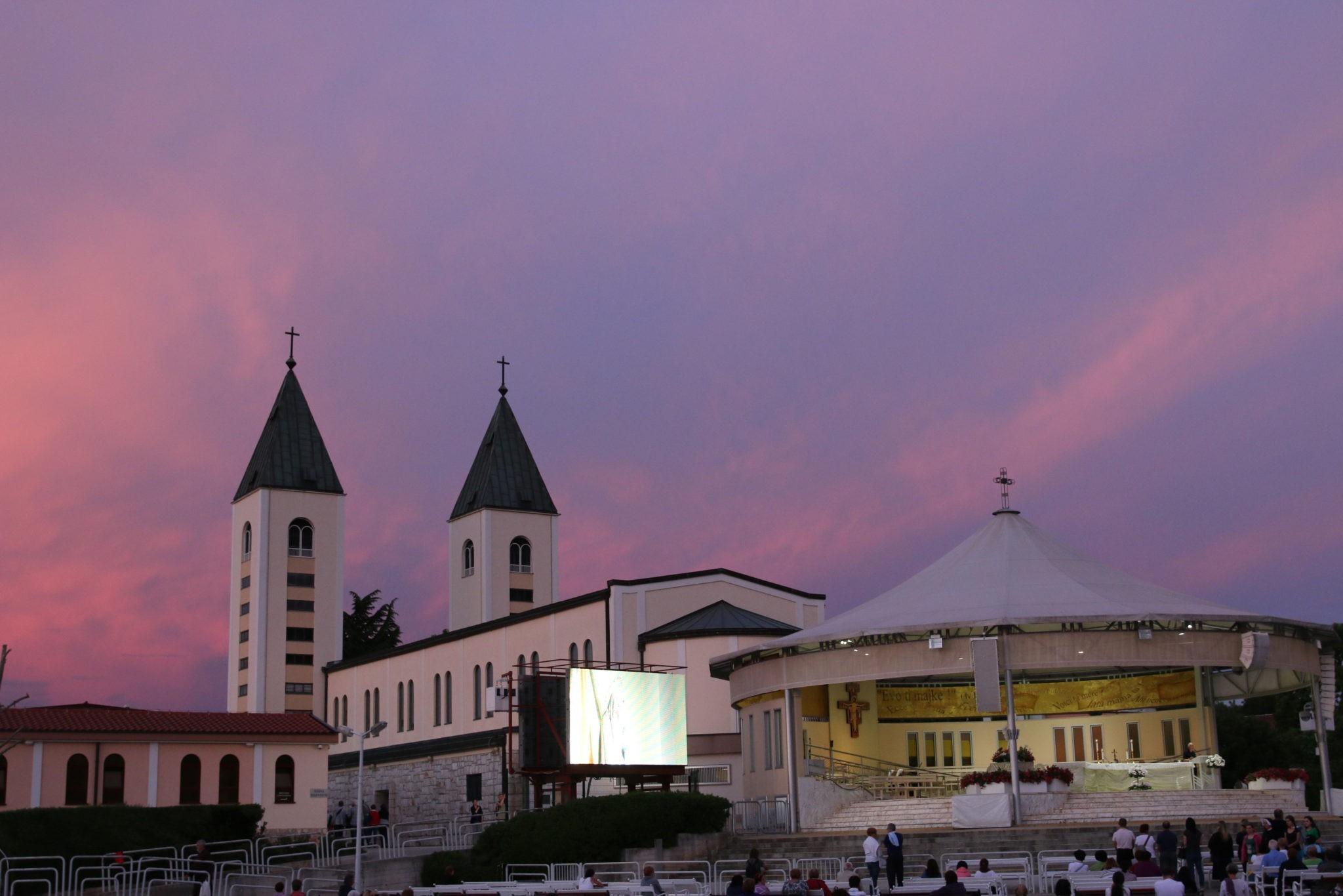 Pellegrinaggio Medjugorje dal 12 al 17 agosto 2015
