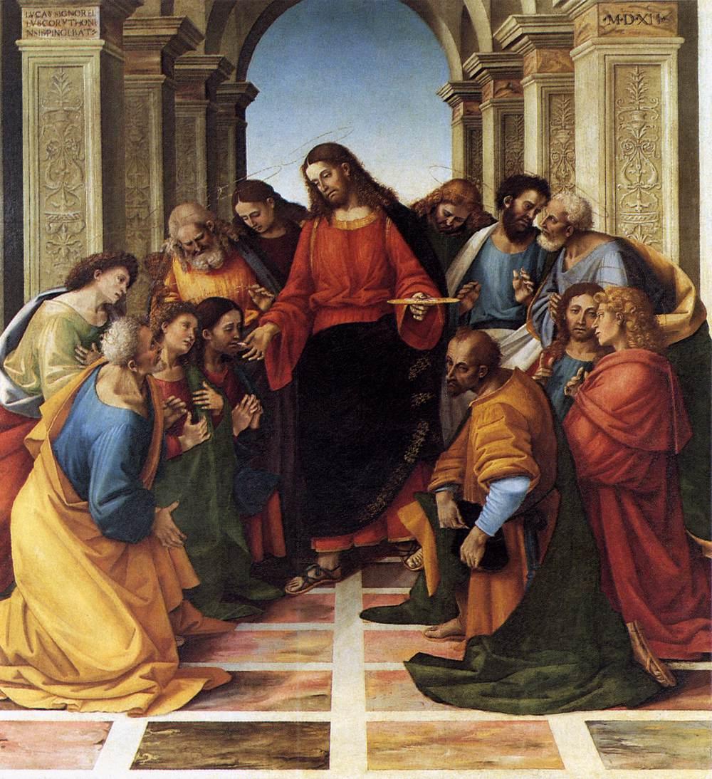 Piegando il ginocchio nel nome di Gesù, la Chiesa compie la verità (terza parte)