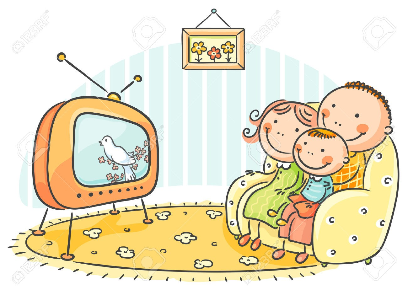 how to watch less tv kids