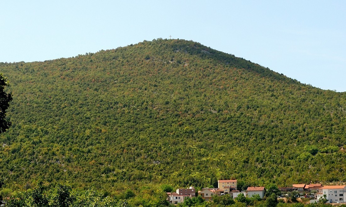 Ho visto la Madonna sul monte Krizevac