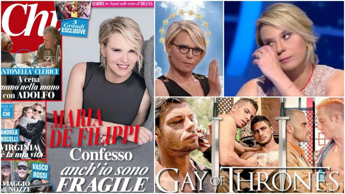 La logica conseguenza… il trono gay