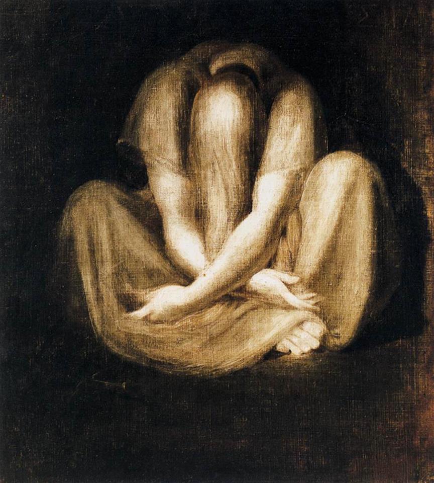 il silenzio e il male