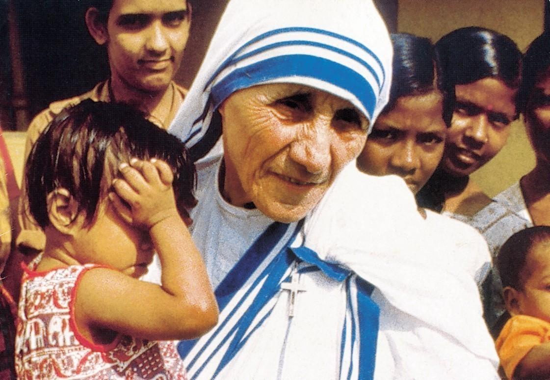 Madre Teresa di Calcutta e l'aborto