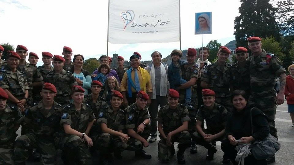 Pellegrinaggio a Lourdes 14 – 18 Luglio 2016