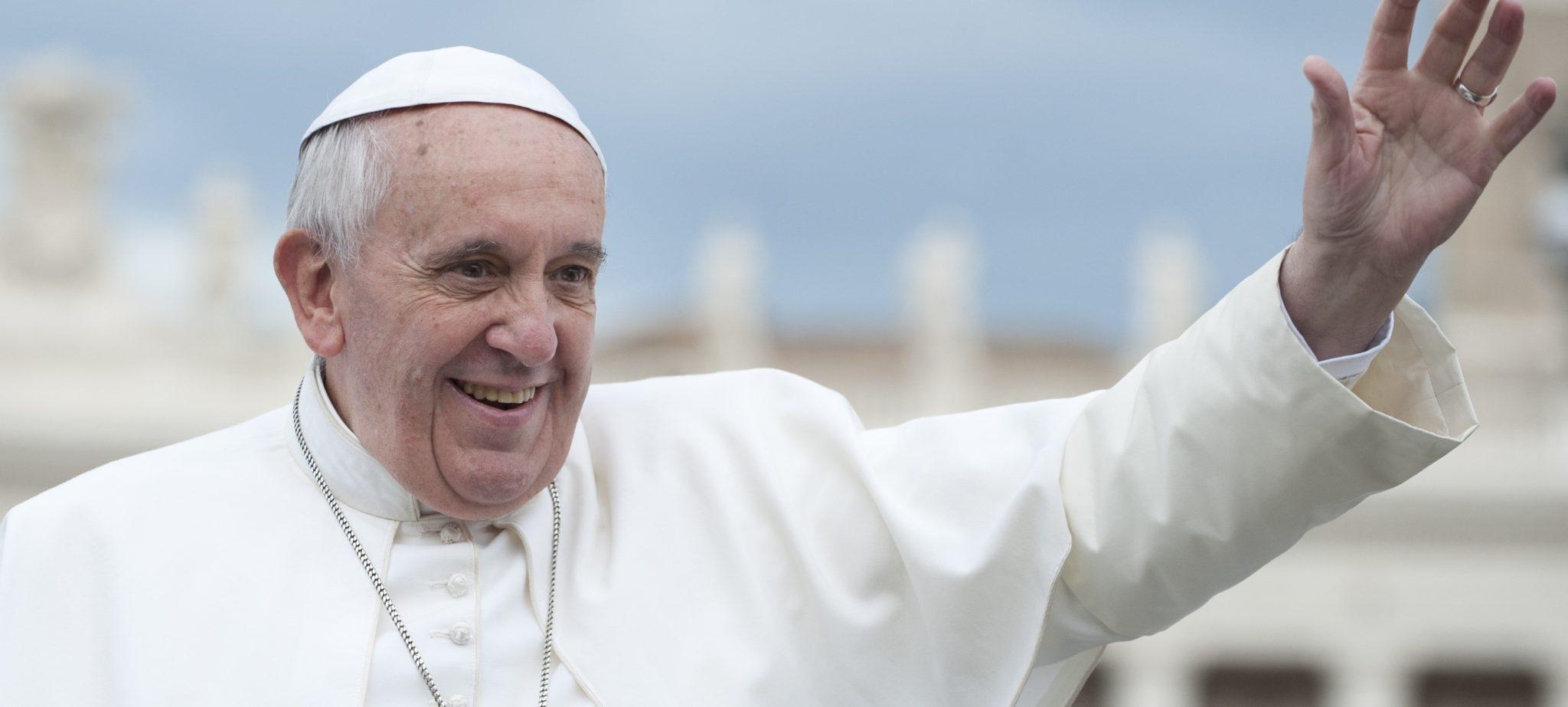 La mia conversione grazie a Papa Francesco