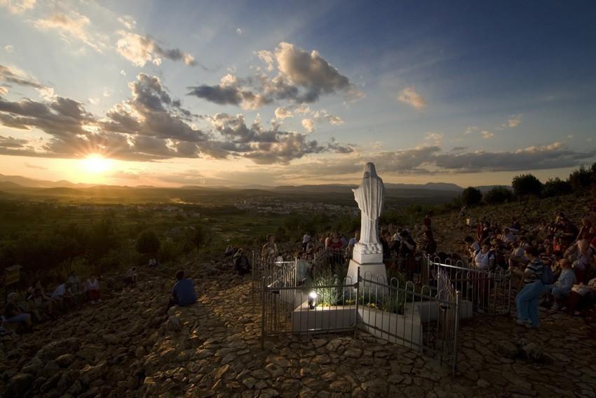 pellegrinaggio a medjugorje agosto 2016