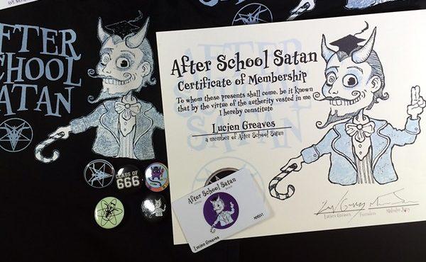lezioni di satanismo