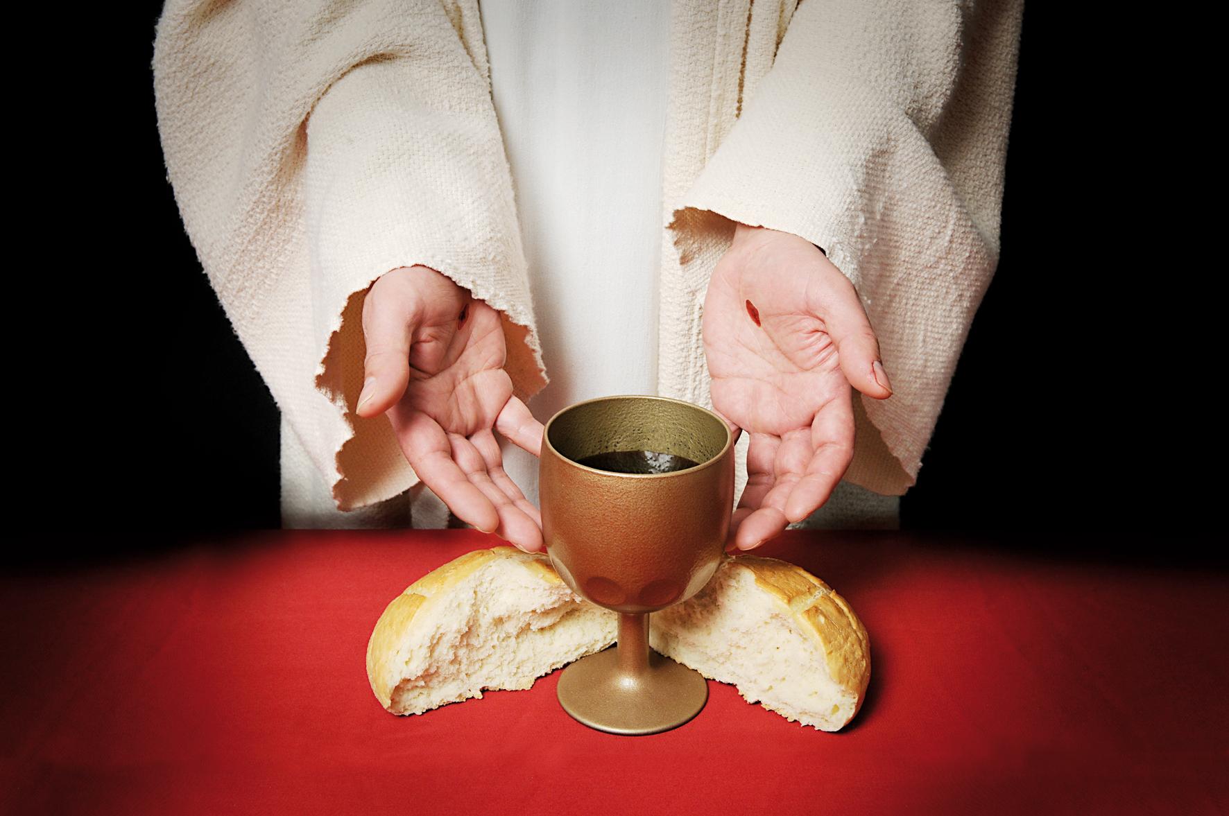 L'alleanza del Sangue di Cristo ci conduce nel mistero