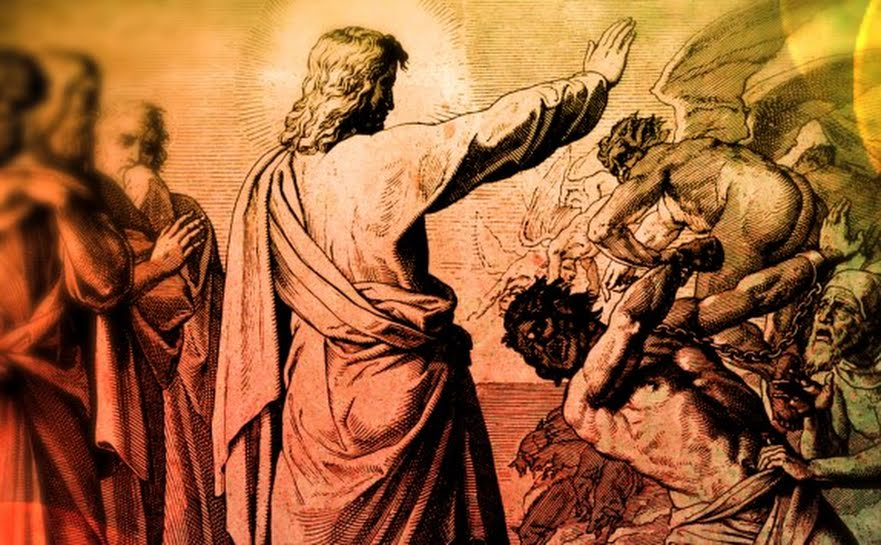 Atto di fede di satana nel Vangelo