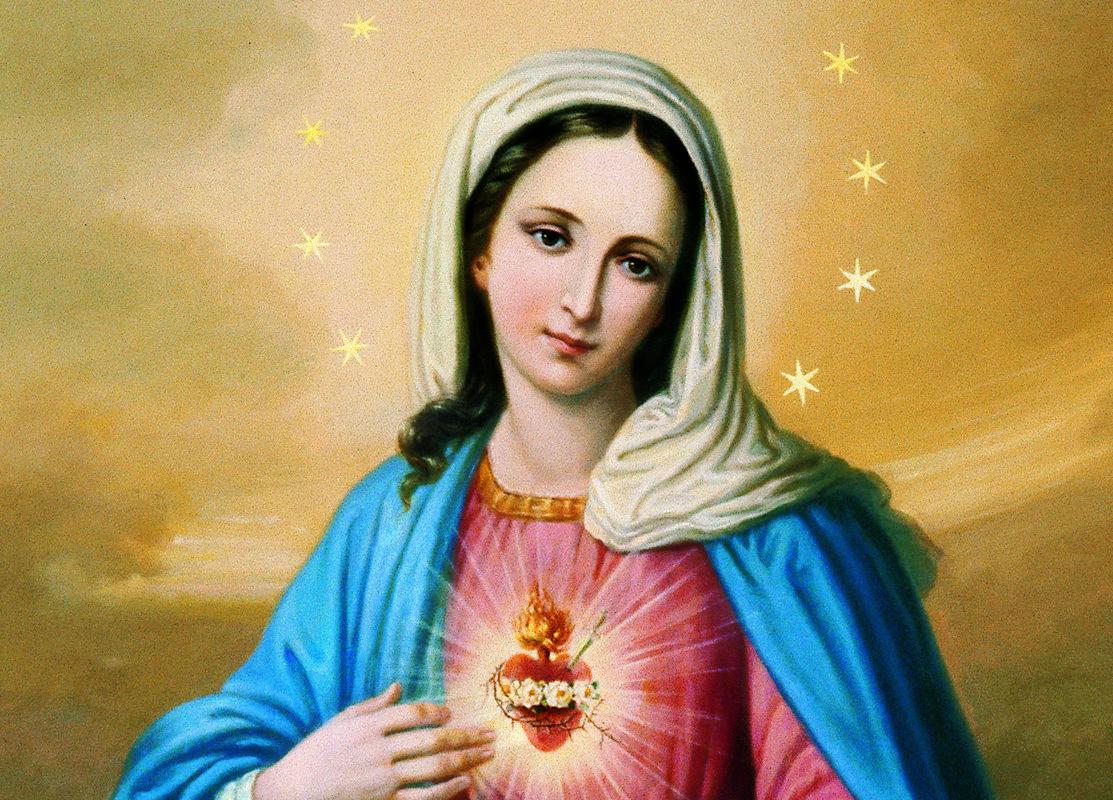catechesi per il Cuore Immacolato di Maria