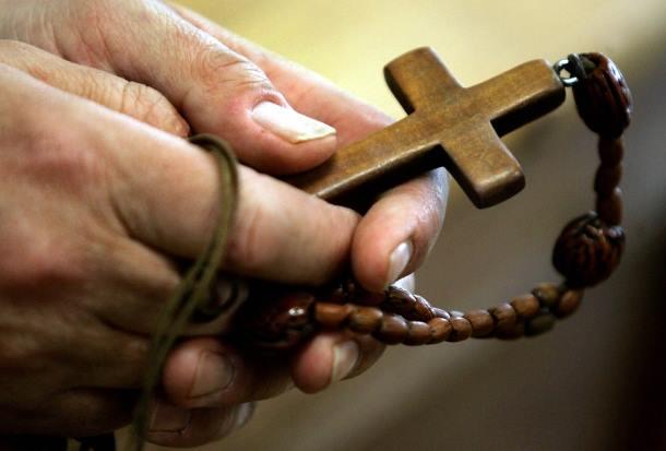 la preghiera quotidiana del rosario