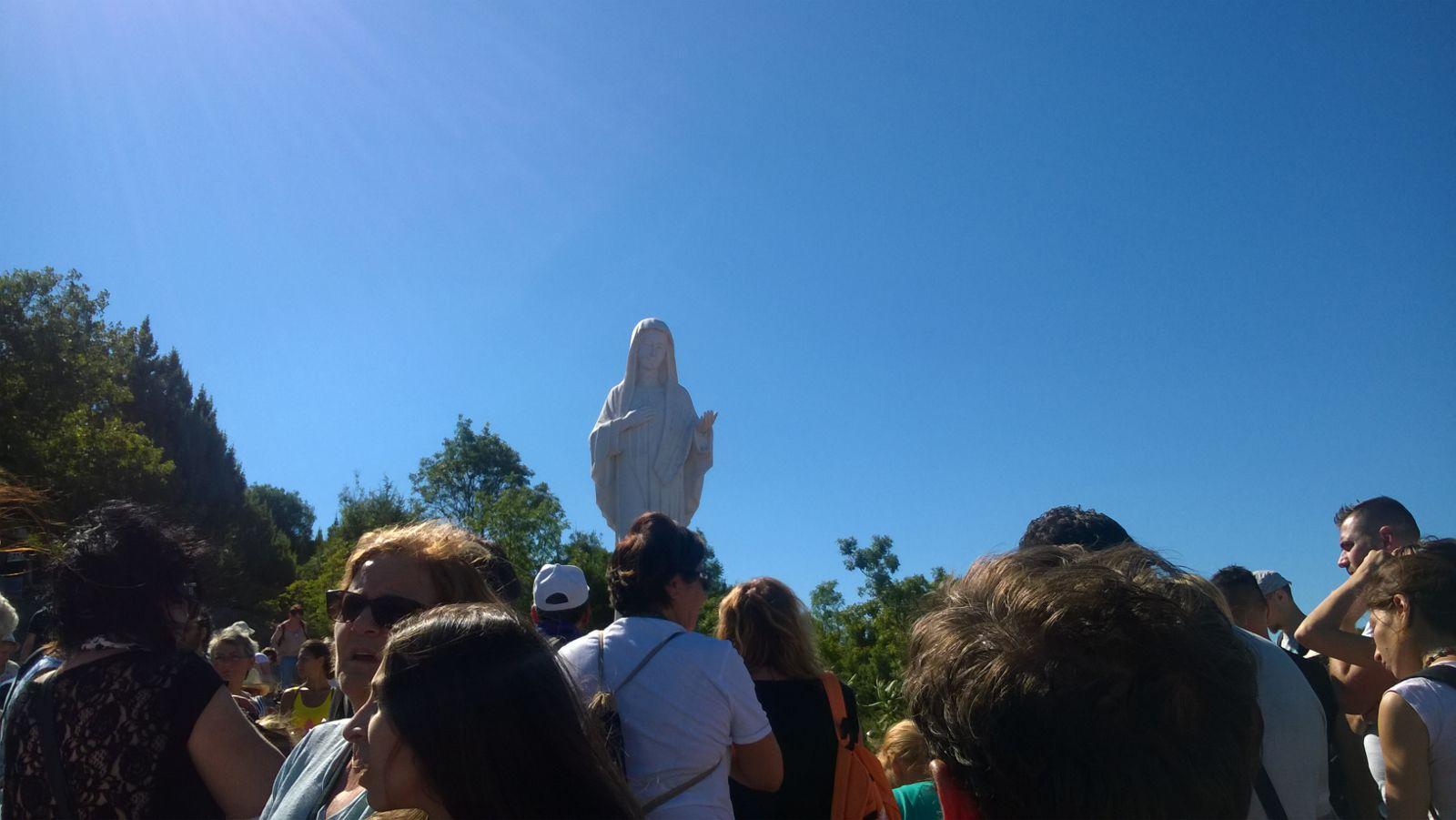 Pellegrinaggio Medjugorje
