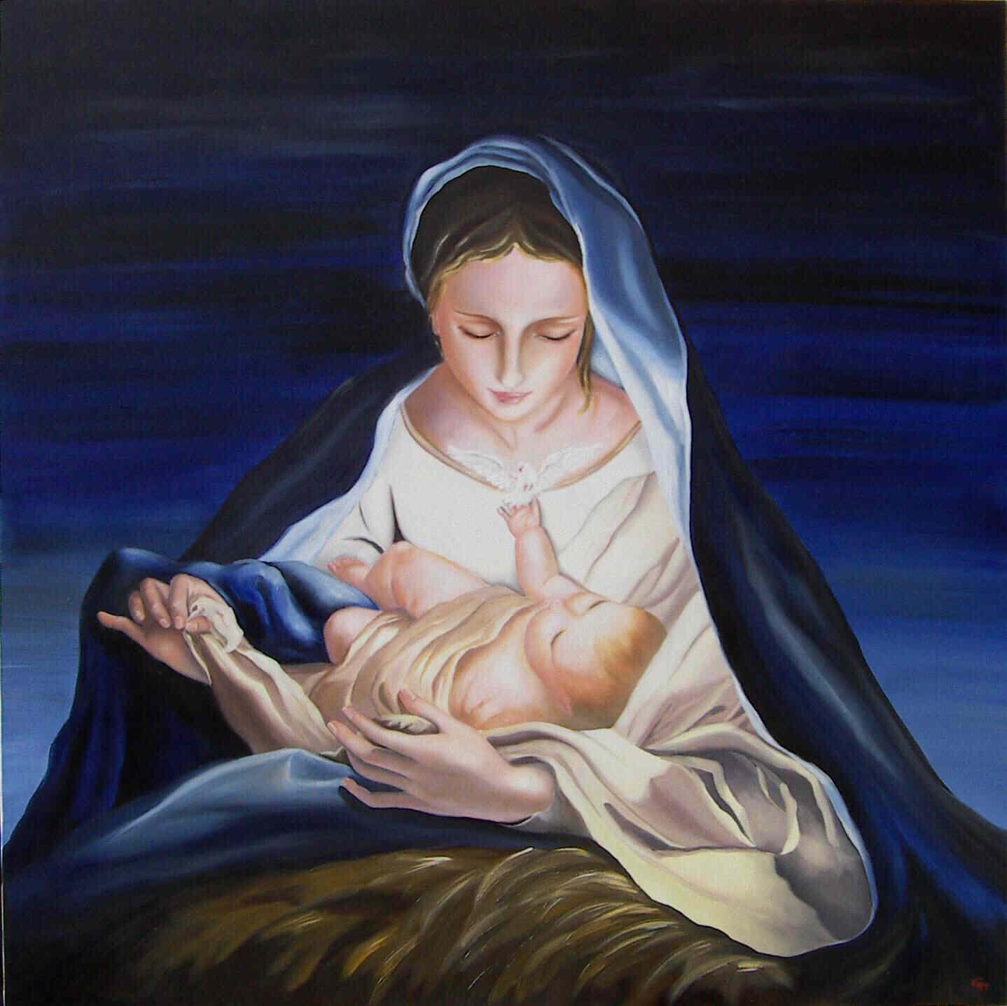 Quinto giorno di novena al S. Natale Il dono della Madre