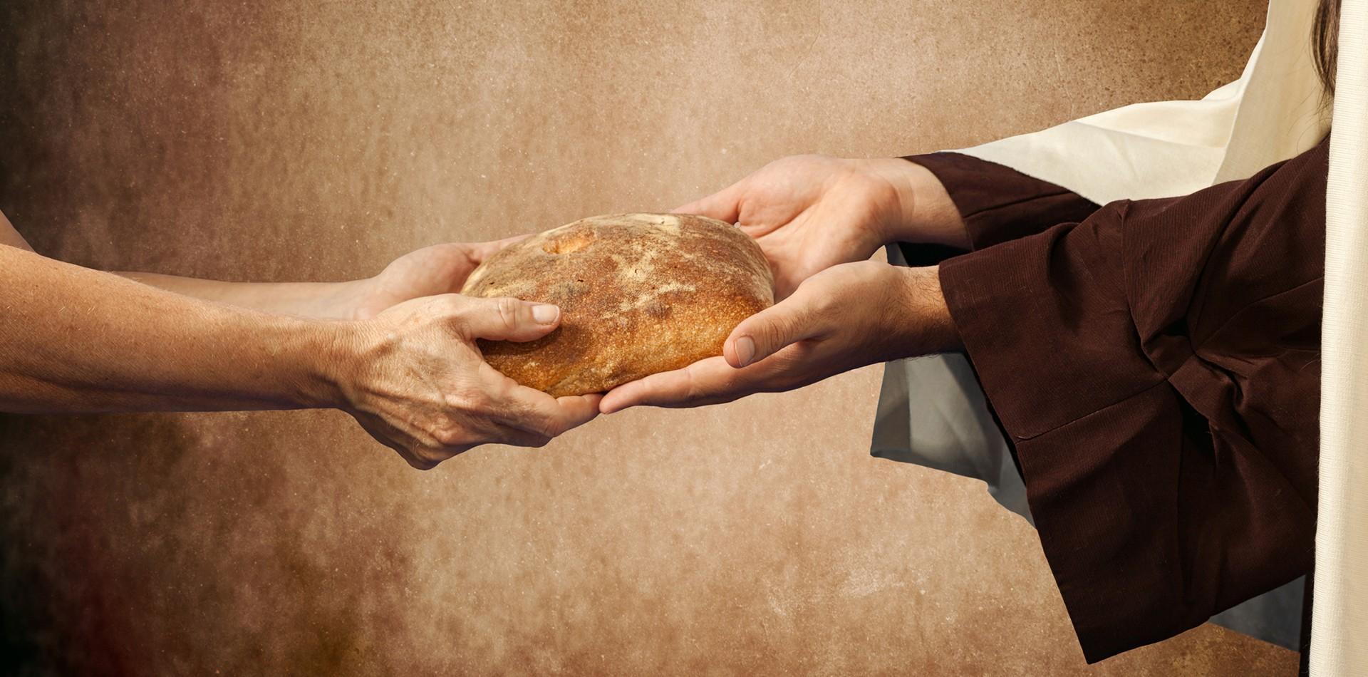 Nono giorno di novena al S. Natale Il dono della Carità