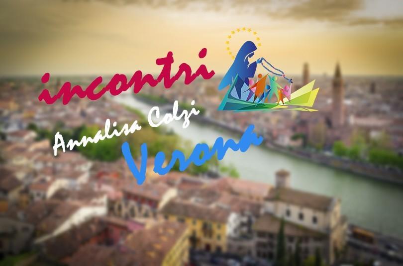 Domenica 8 gennaio 2017 incontro di Annalisa Colzi a Verona