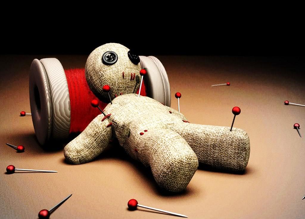 La bambolina voodoo, un gioco diabolico a poco prezzo