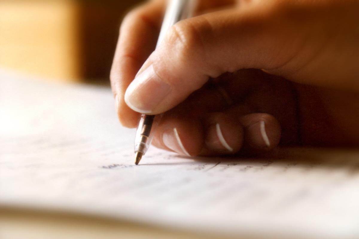 Lettera scritta da una persona presente alla conferenza