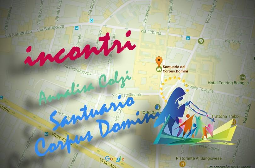 25 febbraio incontro al Santuario Corpus Domini