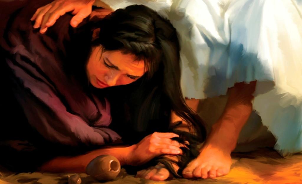 Il profumo di Cristo e il cibo che non perisce