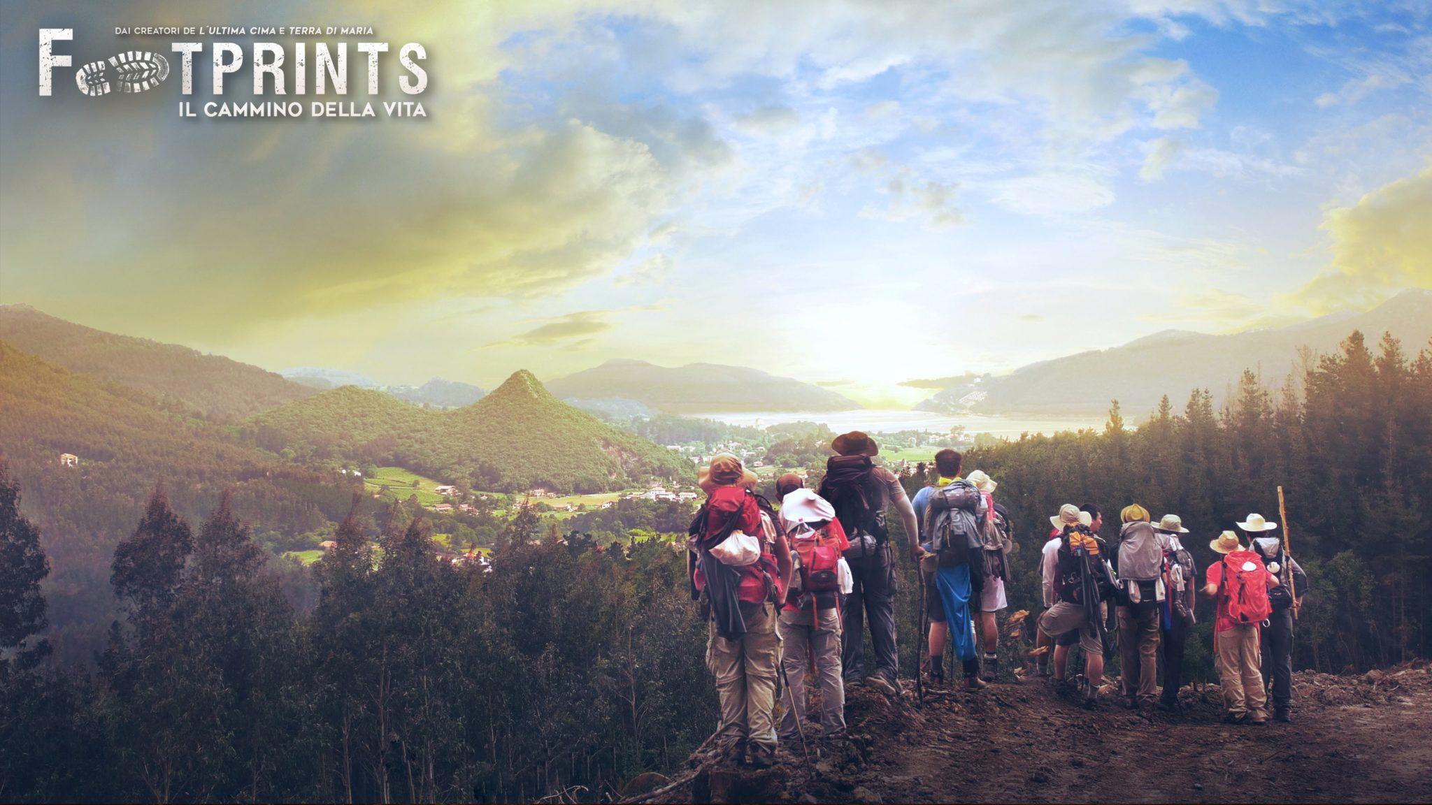 Footprints il cammino della vita nel viaggio verso Santiago