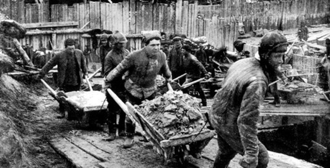 La follia nei gulag di Stalin in Siberia