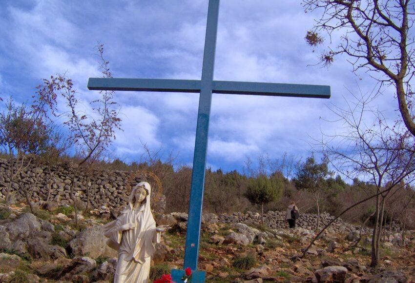 messaggio del 29 maggio 2017 a Ivan alla Croce blu