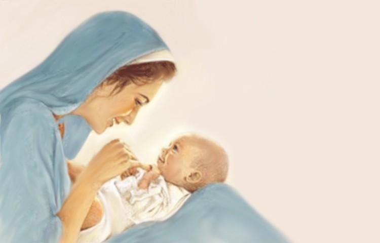 Maria, un grande modello di maternità