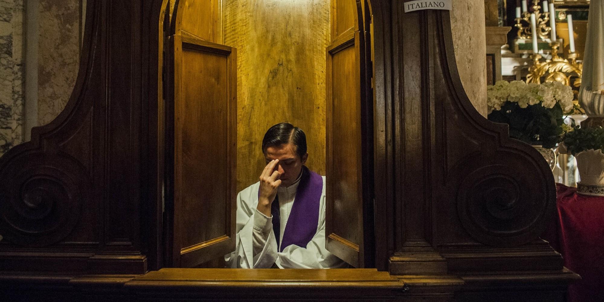 Perchè confessarsi? Ecco i benefici della confessione