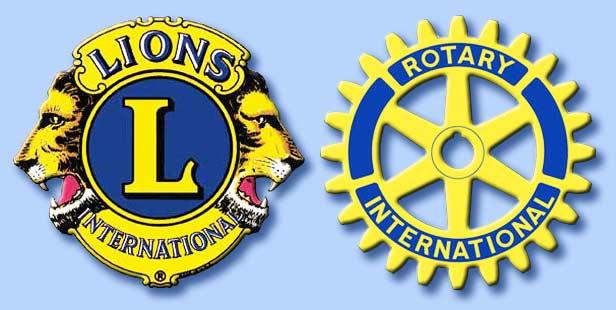Lions e Rotary anticamera della massoneria