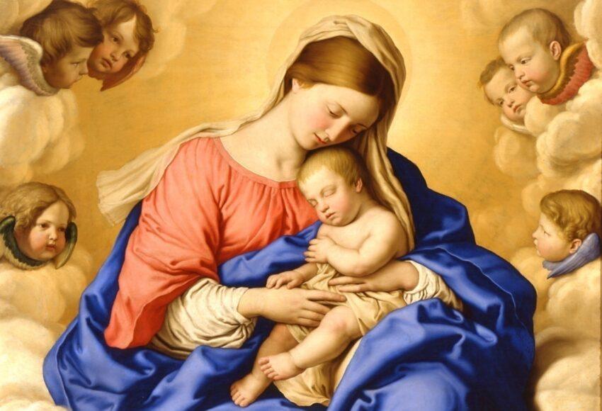 Maria la nostra mamma celeste