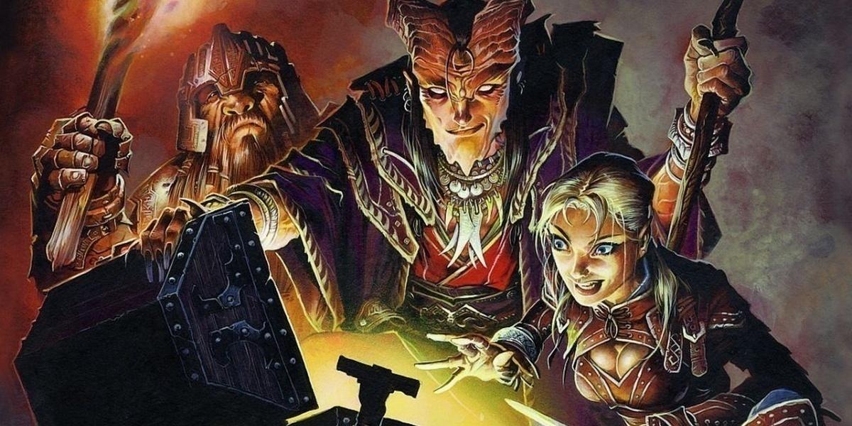 Dungeons e Dragons il pericoloso gioco di ruolo