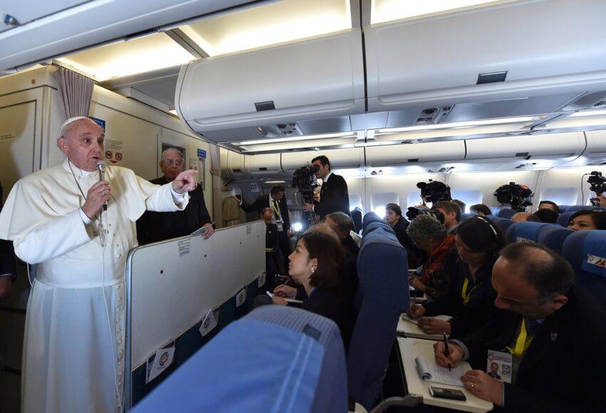 Papa parla di Medjugorje