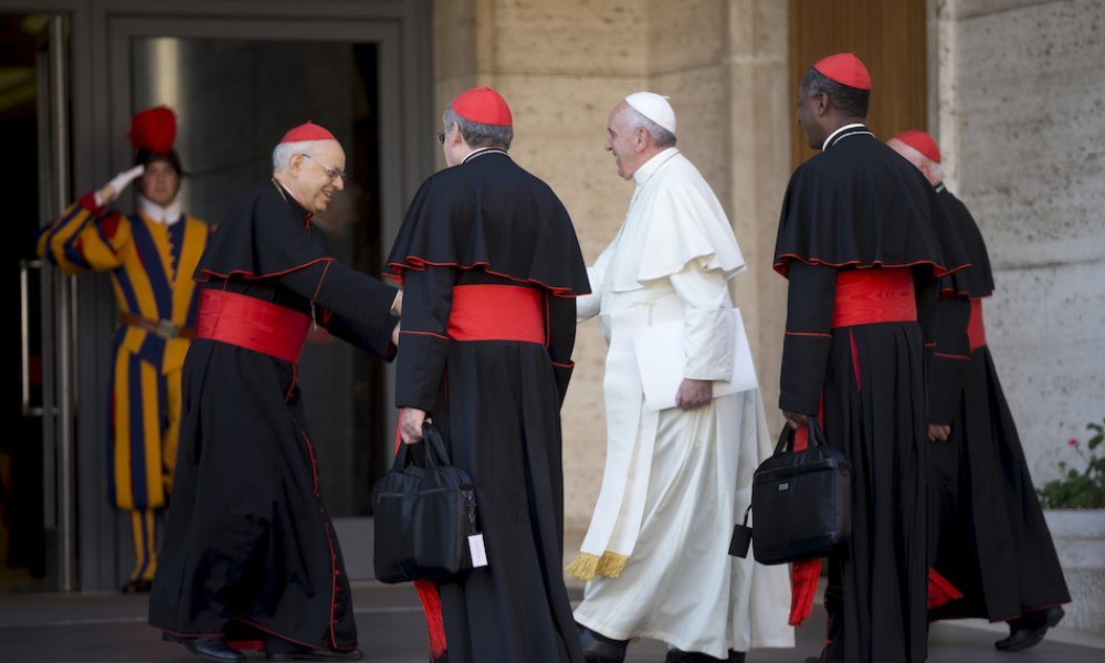 eresie del papa