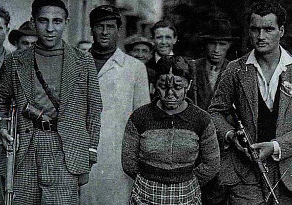 Bambina stuprata dai partigiani e uccisa perché fascista