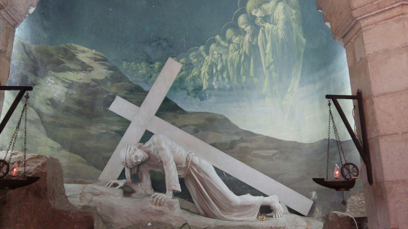 Sesta puntata alla scoperta della terra santa: la passione di Gesù
