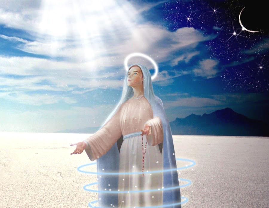Ave Maria, un saluto, una supplica, un inno