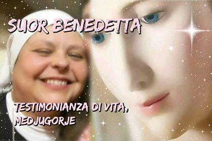 Testimonianza di suor Benedetta: Medjugorje ti cambia
