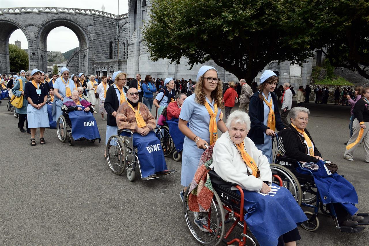 Alfonso Ciampella: Ho scoperto a Lourdes la mia vocazione