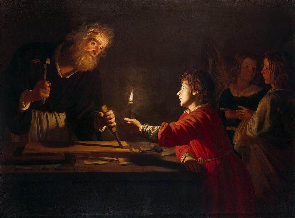 3 giorno di novena a San Giuseppe: motivi della devozione