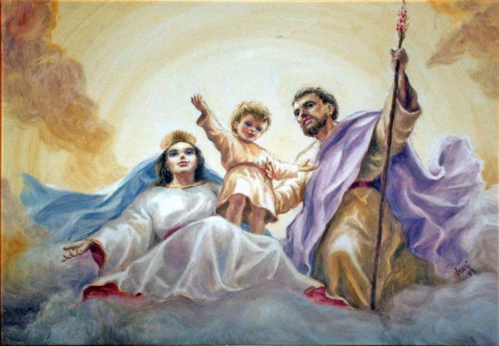 7 giorno di novena a san Giuseppe: vita interiore