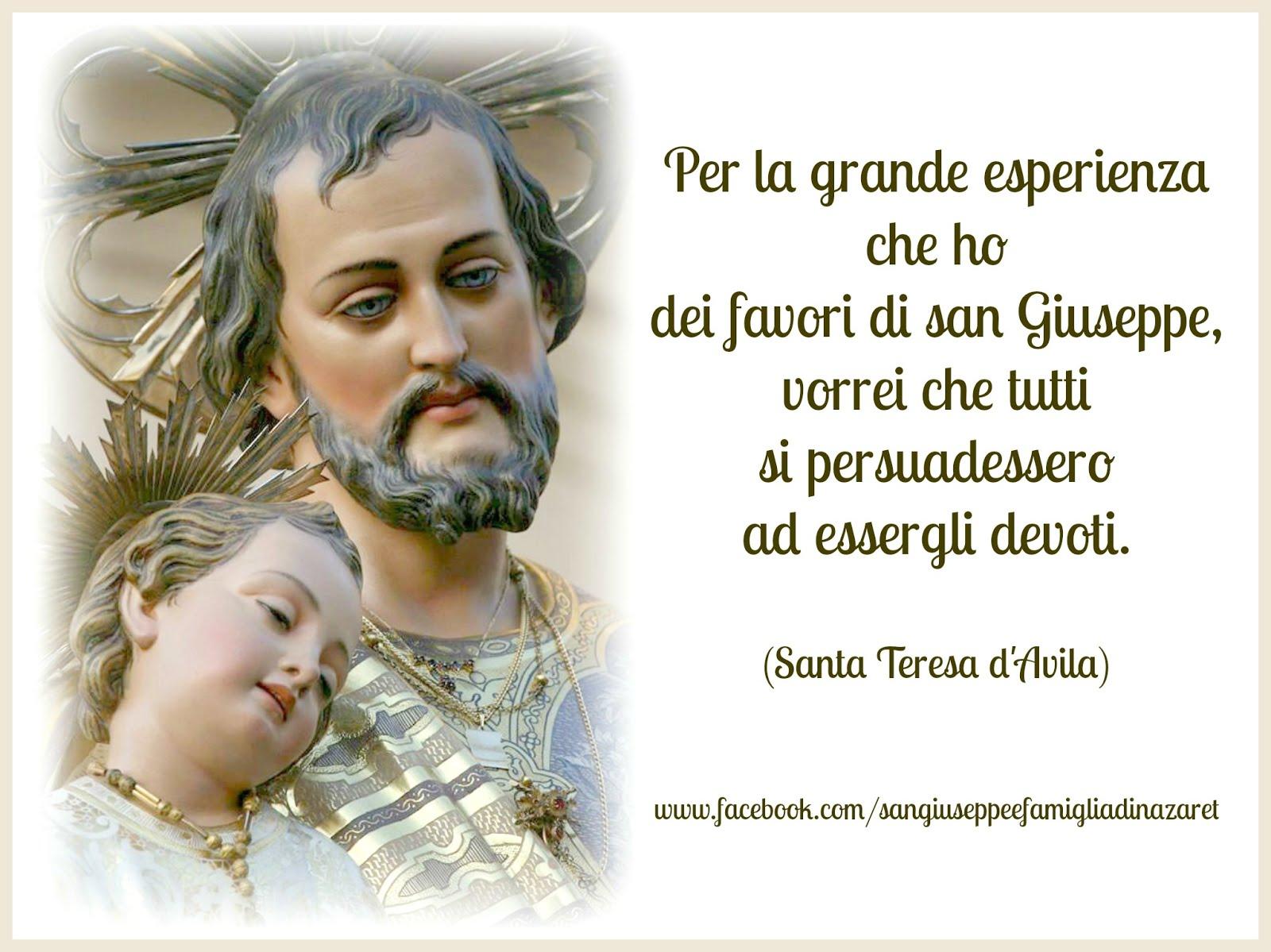 1 giorno di novena a San Giuseppe: La sua potente intercessione