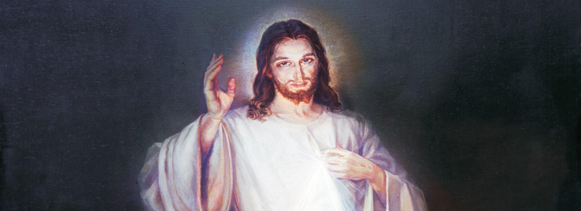 Secondo giorno di novena alla Divina Misericordia