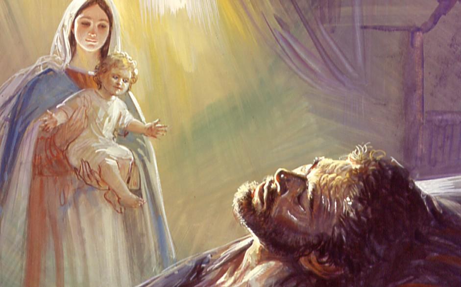 9 giorno di novena a San Giuseppe: esempio di uomo