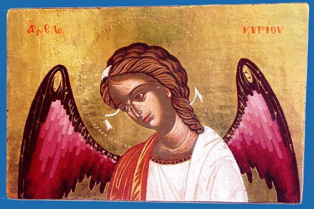 Angelo di Dio custode della coppia