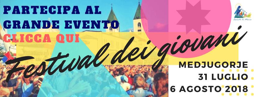 Festival dei giovani, Medjugorje