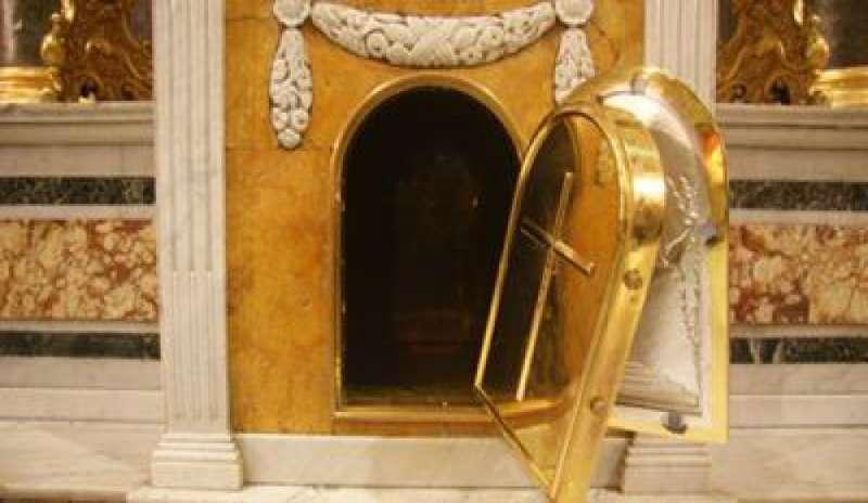 tabernacoli abbandonati